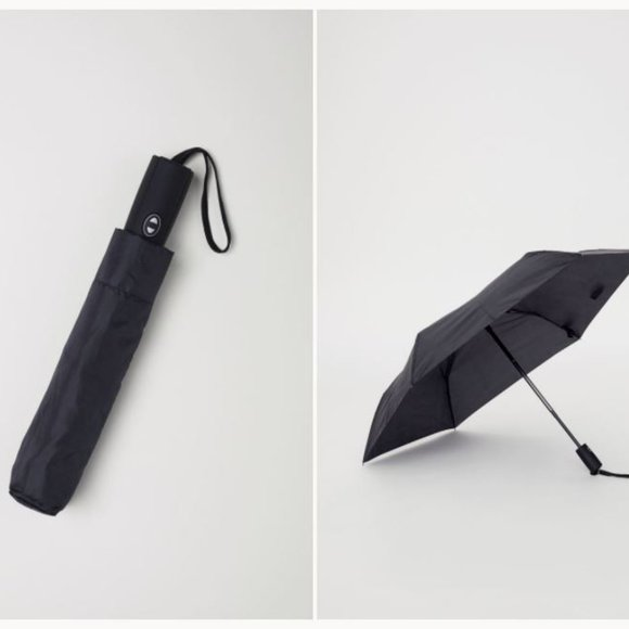 NEW H&M Black Umbrella